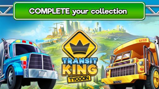 Transit King Tycoon  – Transport Empire Builder screenshot 5