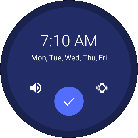 Clock screenshot 2