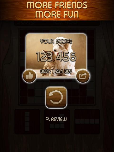 Woody ™ Block Puzzle screenshot 2