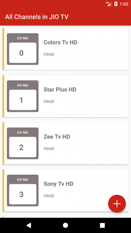 Jio voot channels 1 Download APK for Android - Aptoide