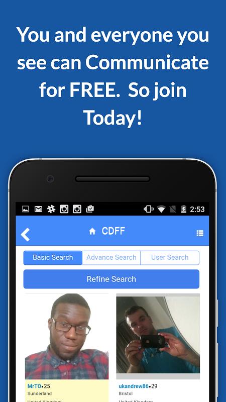 Cdff dating app