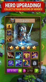 Magic Rush: Heroes screenshot 8