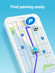 Waze - GPS, Maps, Traffic Alerts & Sat Nav screenshot 4