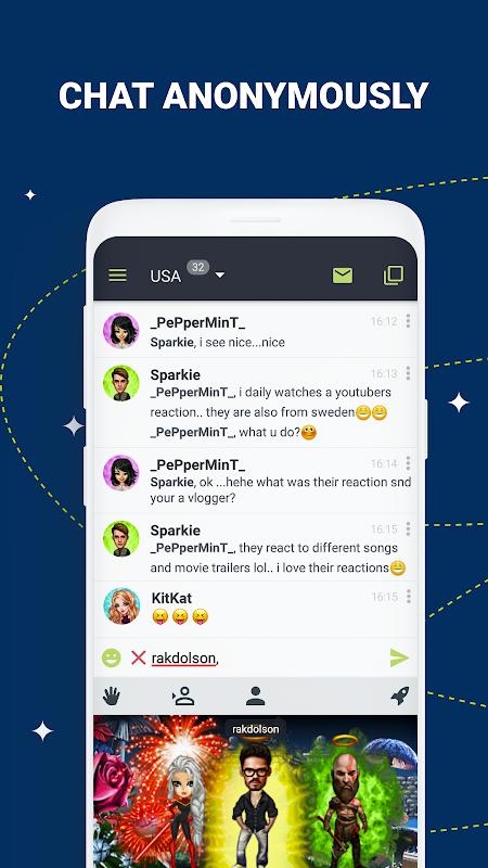 Galaxy screenshot 1