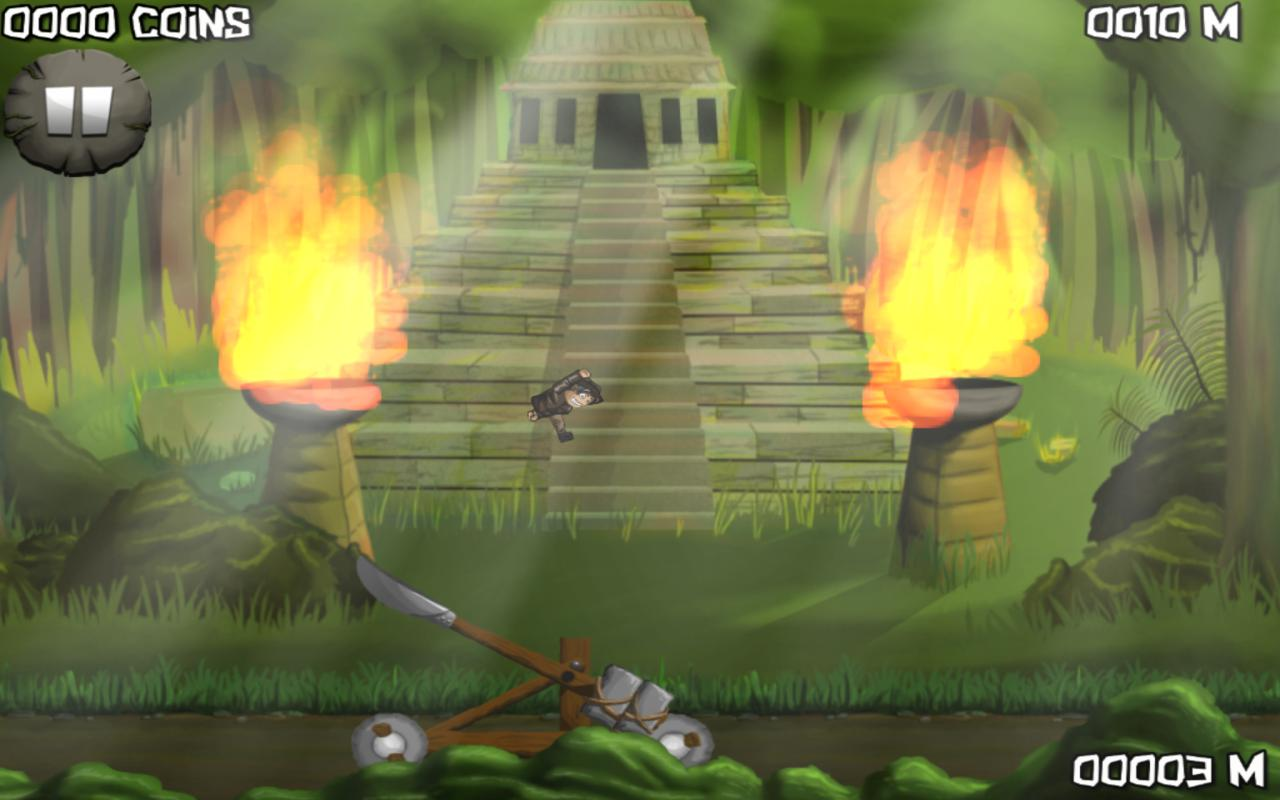 Rope Escape screenshot 1
