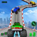 GT Mega Ramp Monster Truck Stunts Free