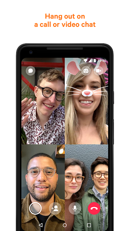 Messenger – Text and Video Chat for Free screenshot 4