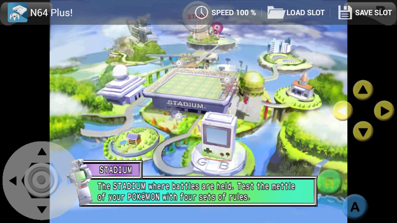 SuperN64 (N64 Emulator) screenshot 2