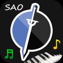 Piano Tap Sword Art Online