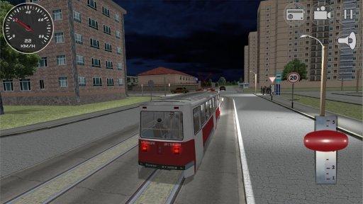 Tram Driver Simulator 2018 screenshot 2