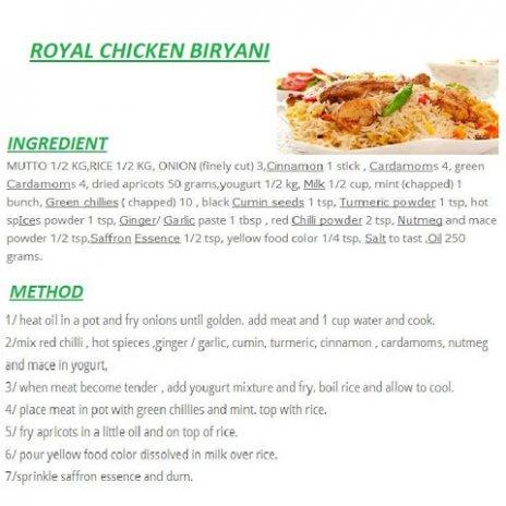 Chicken biryani english recipe 11 descargar apk para android aptoide chicken biryani english recipe captura de pantalla 2 forumfinder Choice Image