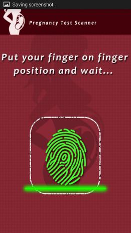 Prueba embarazo Scanner Prank 1.1 Descargar APK para Android - Aptoide