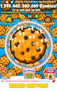 Cookie Clickers 2 screenshot 1