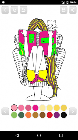 Coloring Book For Me Screenshot 1