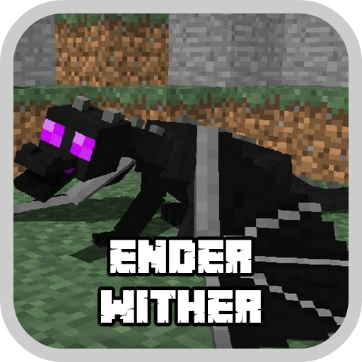 Ender Wither Mod MCPE