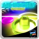 Air Hockey Glow Edition Pro