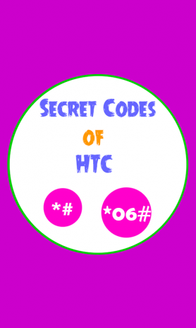 Secret codes of Htc 1 0 Download APK for Android - Aptoide