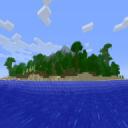 Survival Island Craft : Minecraft game style