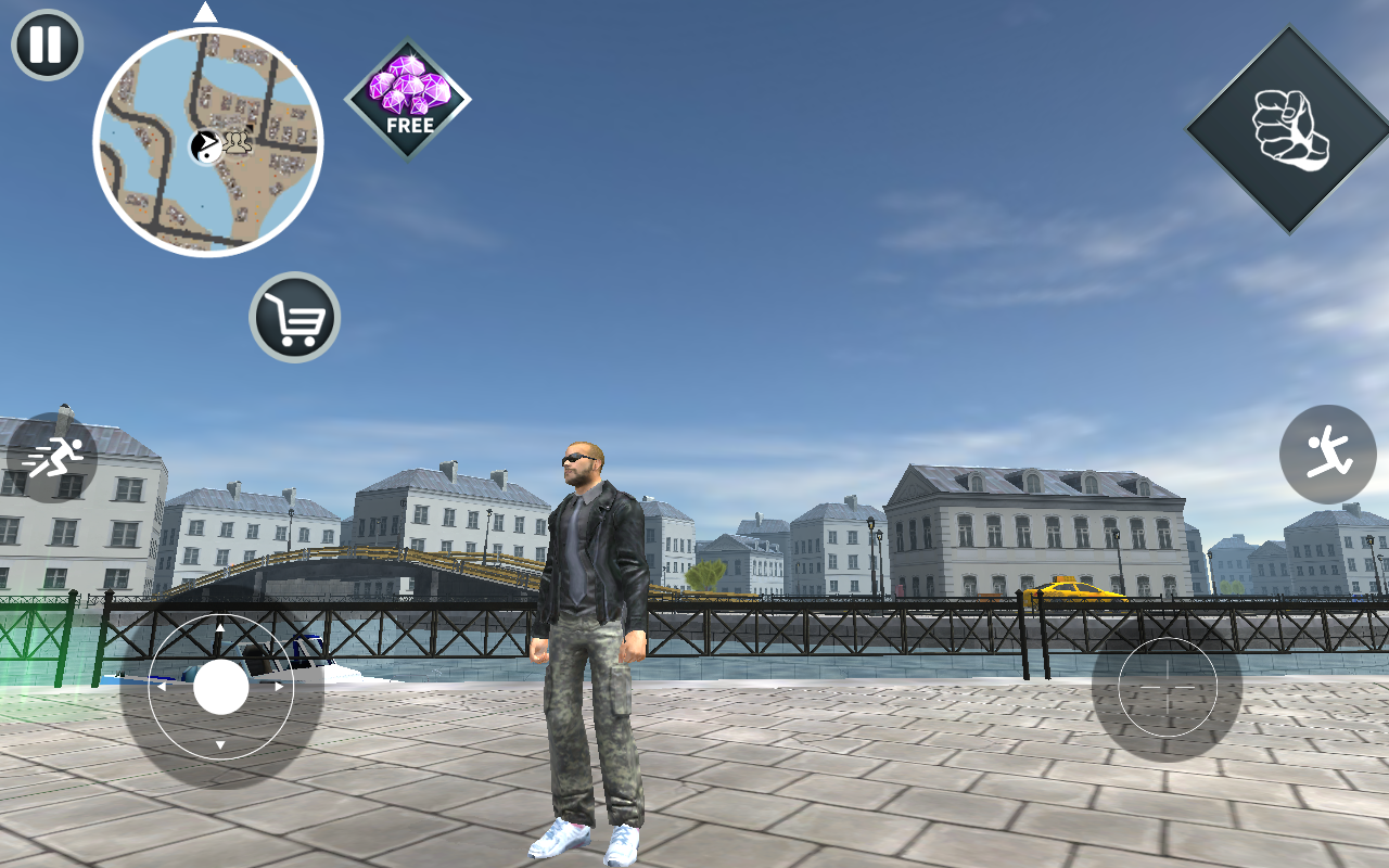 Miami Crime Simulator 2 screenshot 1