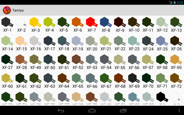 Hobby Color Converter 5101 Download Apk For Android Aptoide