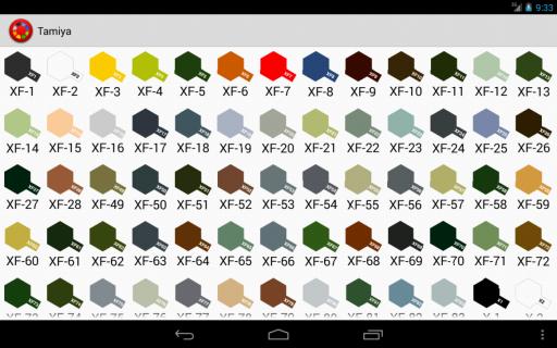Hobby Color Converter screenshot 10