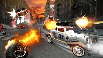 Death Tour- Racing Action Game Screen