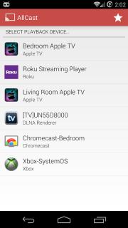 AllCast Premium 1 0 0 7 Download APK for Android - Aptoide