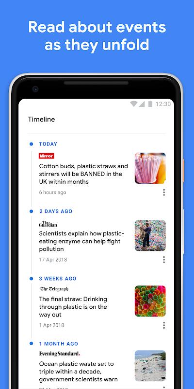 Google Play Newsstand screenshot 3