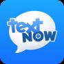 textnow free text calls أيقونة