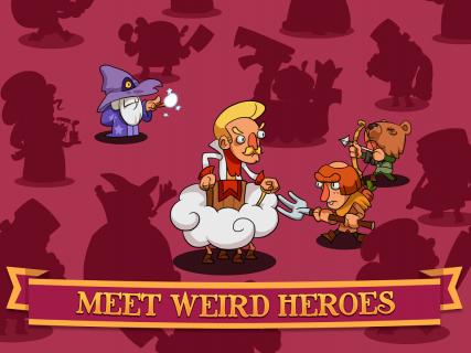 Semi Heroes: Idle RPG (Unreleased) screenshot 10