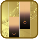 Gold Glitter Piano Tiles 2018