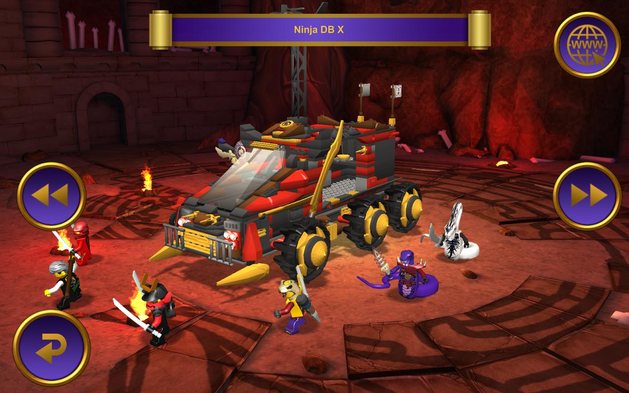 LEGO? Ninjago Tournament screenshot 1