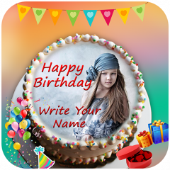 Birthday Cake Photo Frames 1 0 Download APK for Android