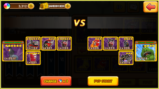 Larva Heroes2: Battle PVP screenshot 3
