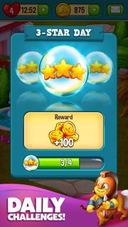 Toy Blast screenshot 2
