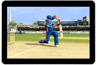 Cricket 2016 Games Screenshot