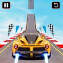 Mega Ramp Car Stunt Driving Simulator