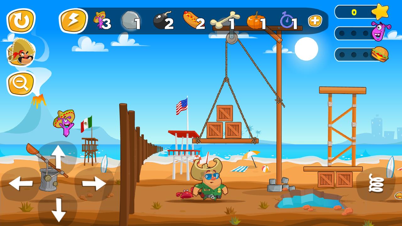 Jump the Wall - Mexico USA : Catapult, Jump, Escape - Appcoins ed. screenshot 6
