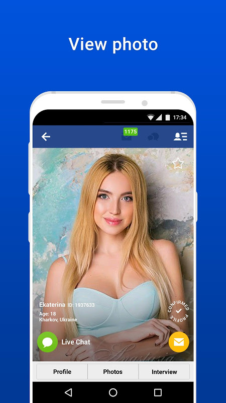 International dating apps for android