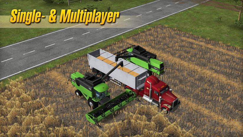 Farming simulator 14 1. 2. 8 mod apk (unlimited money) androviper.