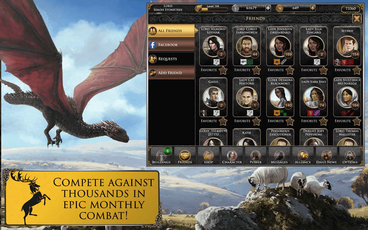 Game of Thrones Ascent screenshot 6