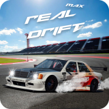 Real Drift Max Pro Icon