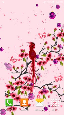 Wallpaper Bunga Sakura 1 4 Unduh Apk Untuk Android Aptoide