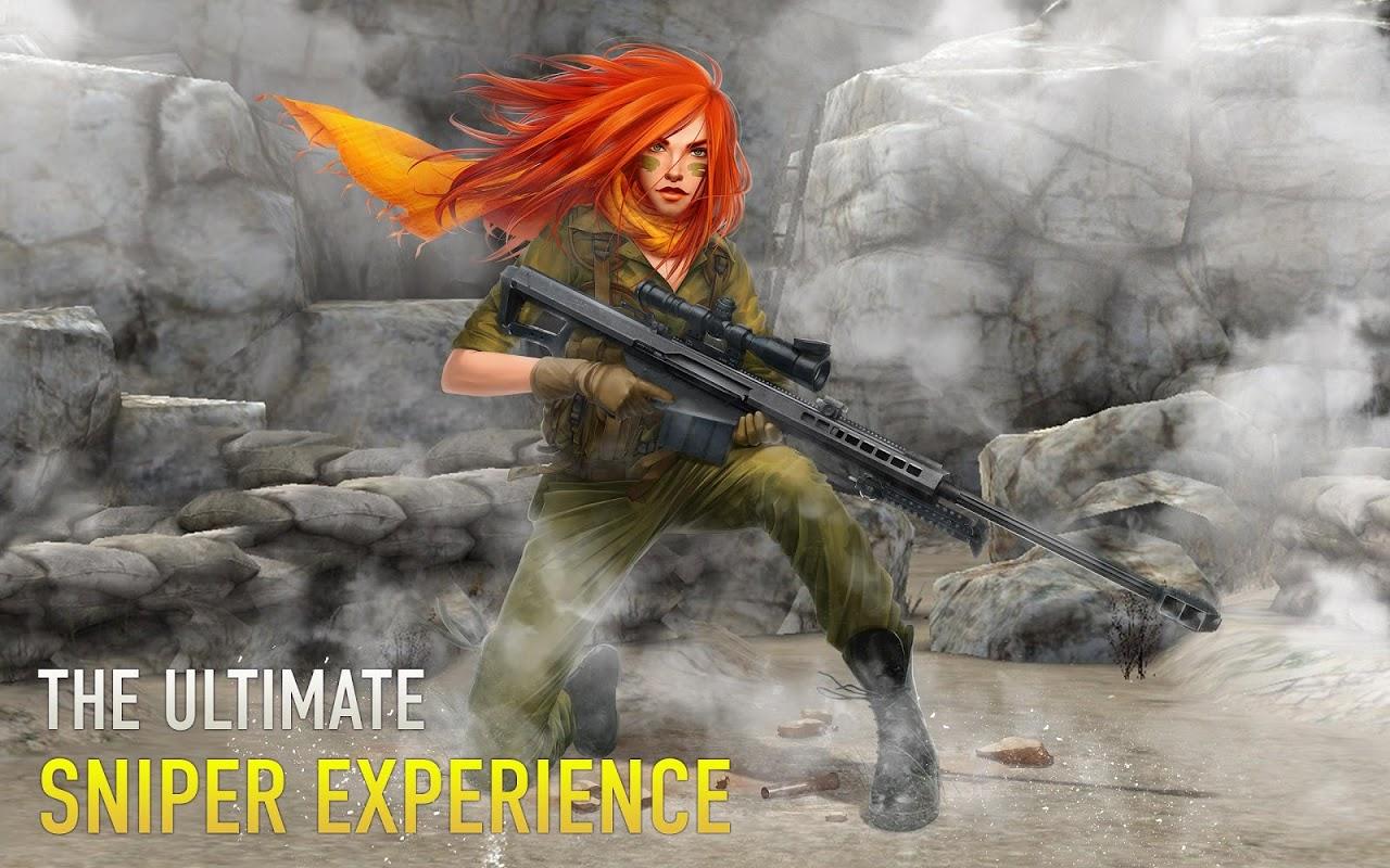 Sniper Arena: PvP Army Shooter screenshot 2