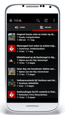 112 Nederland Pro 2 21 Download Apk Voor Android Aptoide