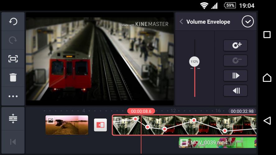 KineMaster – Éditeur vidéo Pro screenshot 7