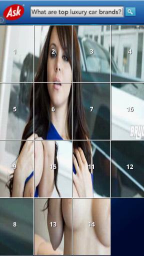 XXX Sex Puzzle Screenshot