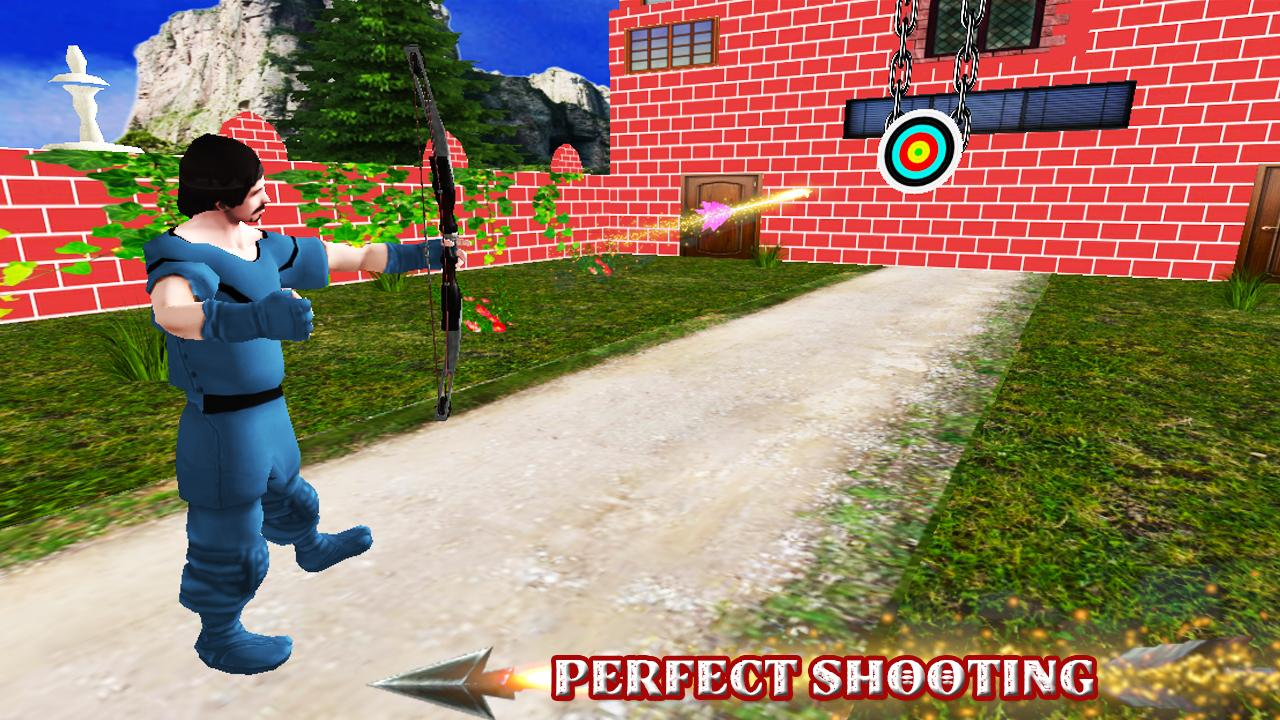 Extreme Archery Aim Target screenshot 2