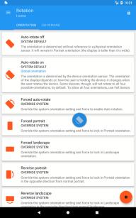 Rotation - Orientation Manager screenshot 4