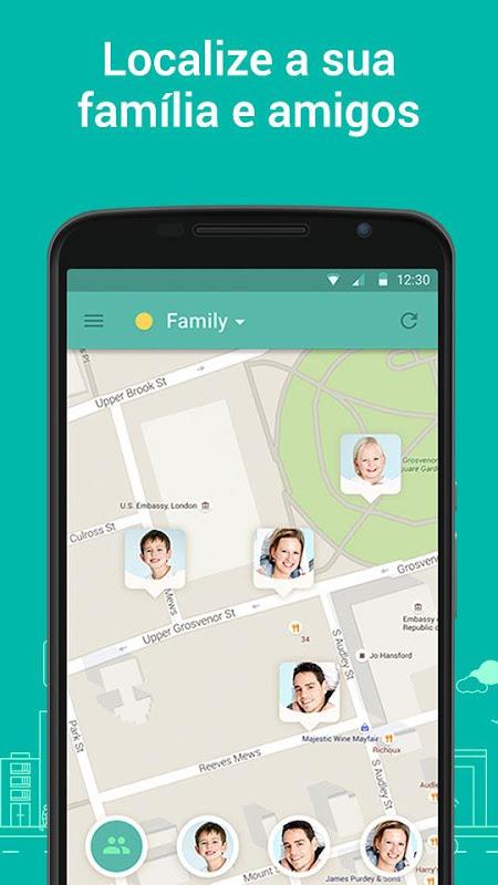 localizador gps para celular android